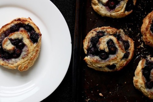 Blueberry Biscuit Rolls Recipe on Food52
