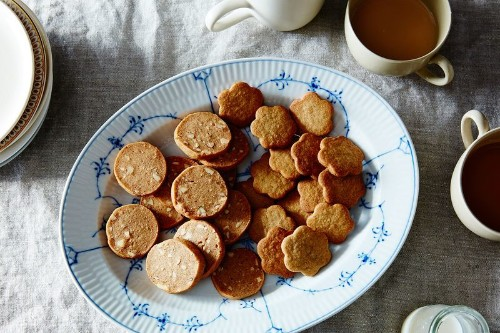 Traditional Swedish Ginger Cookies, TwoWays