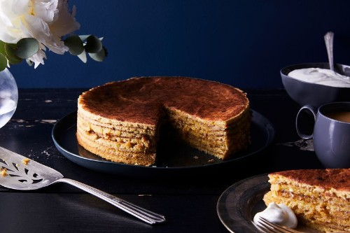 The Delicate, 7-Layer Goan Coconut Milk Confection You Need to MakeStat