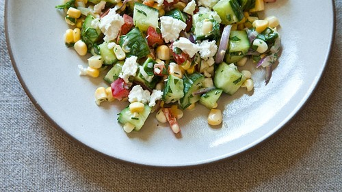Dilled, Crunchy Sweet-Corn Salad with Buttermilk Dressing Recipe on Food52