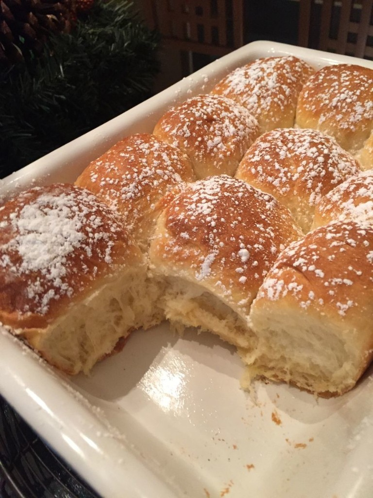Heavenly light Austrian Sweet Rolls (Buchteln)