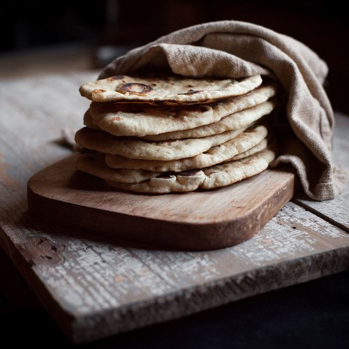 Homemade Naan Recipe on Food52