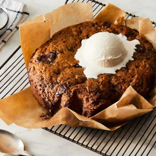 Slow-Cooker Chocolate Chip Cookie Recipe on Food52