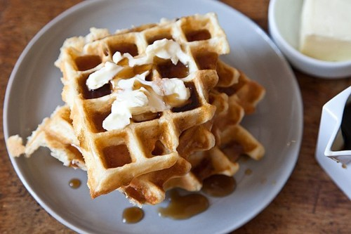 Aretha Frankenstein's Waffles of Insane Greatness Recipe on Food52