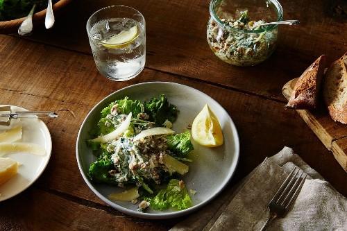 A Genius Make-Ahead Salad for Work Lunches, Picnics, andPotlucks