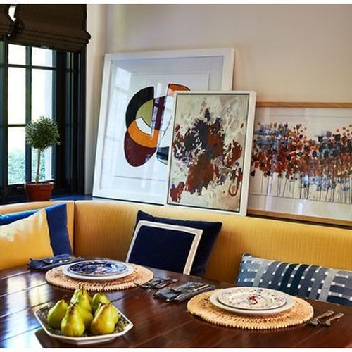 Goodbye, Gallery Wall—Here Are 5 Fresh Ways to Display Art