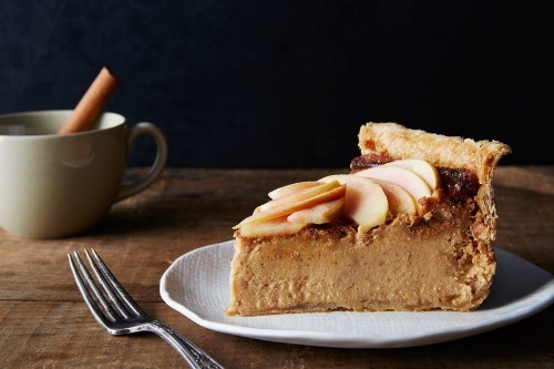 Cheesecake Pie: Why Didn't We Think of ThisEarlier?!