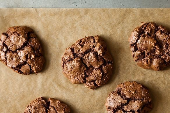 10 Chocolate Cookies