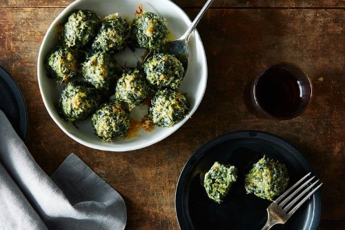 Gnocchi Verde (Spinach and RicottaDumplings)