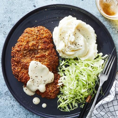 Best Chicken-Fried Steak Recipe - How to Make Chicken-Fried Steak