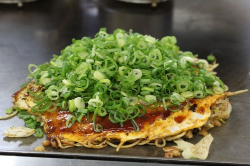 A Tale of Two Okonomiyaki (and Where to Find Them inJapan)