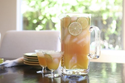 Feast Your Eyes: Sunset Punch