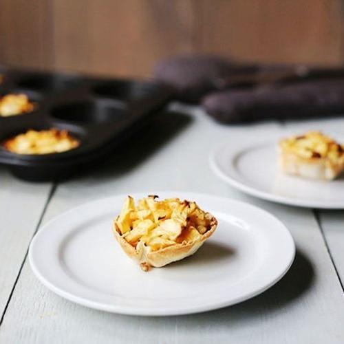 Amazing apple tortilla bites Recipe on Food52