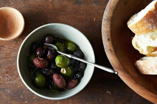 Next to Marinated Olives, Your Other Party Appetizers Don't Stand a Chance