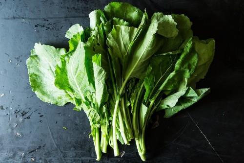 Collard Greens: Kale's More InterestingCousin