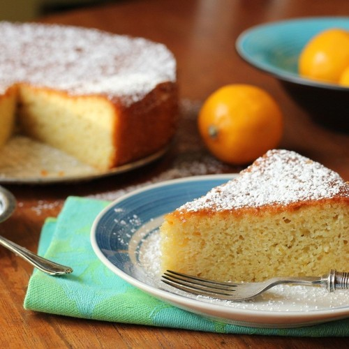 Luscious Lemon, Almond Flour and Olive Oil Cake Recipe on Food52