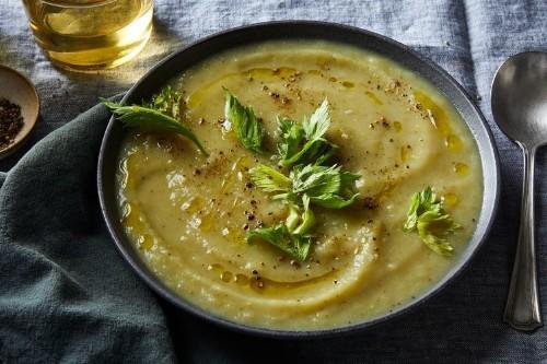 Celeriest Celery-PotatoSoup