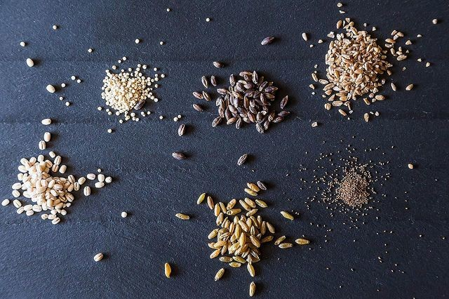 A Range of Grains -- and What to Do withThem