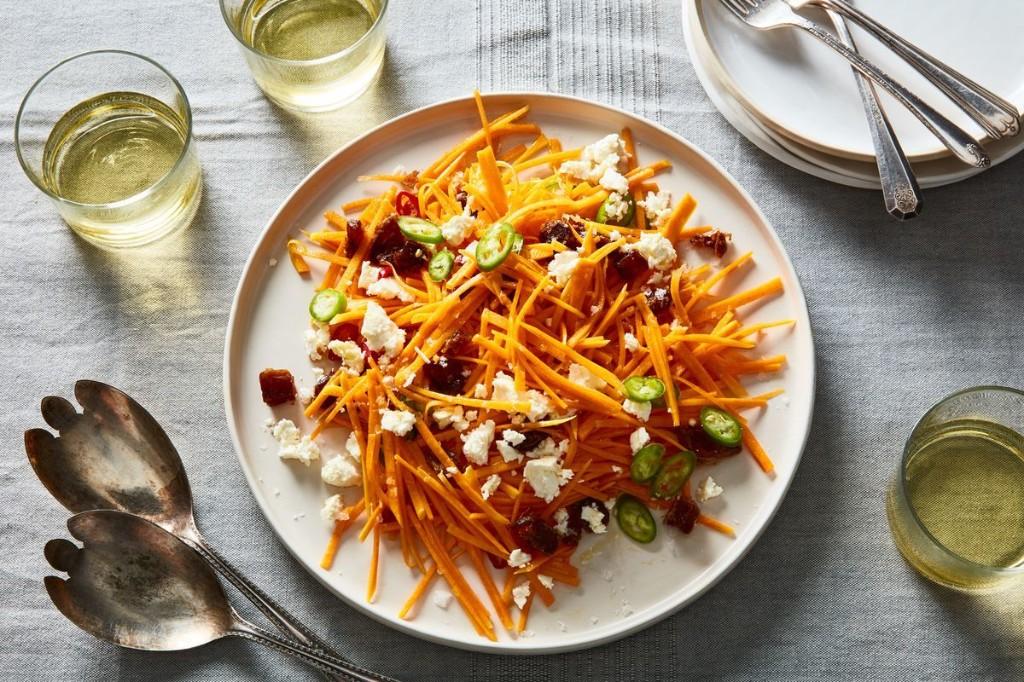 Don't Roast That Butternut Squash. Make This Crunchy Salad Instead.