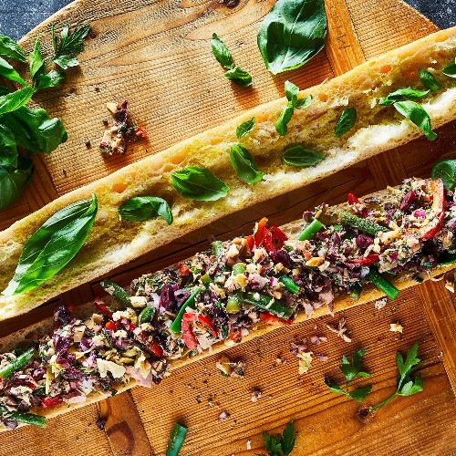4 Make-Ahead French Sandwiches for a Très Magnifique Lunch