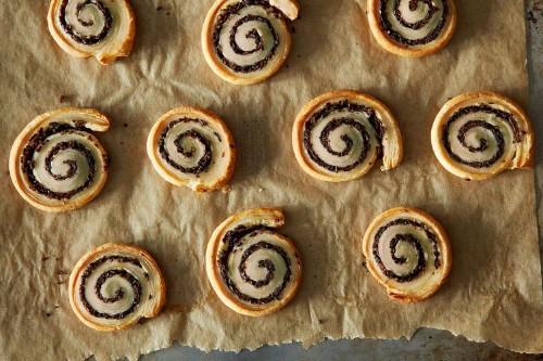 Little Mushroom Pinwheels Recipe on Food52