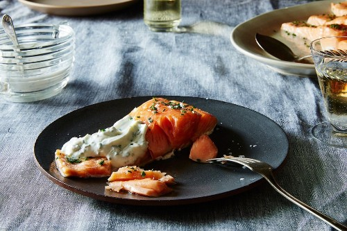 How to Never Overcook Salmon (or Other Fishes) Again