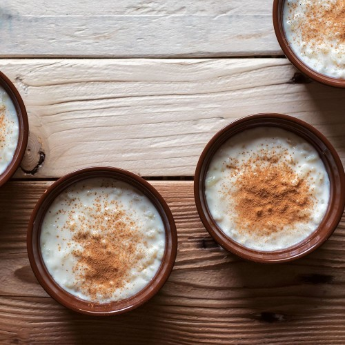 Easy Crock Pot Rice Pudding Recipe - Slow-Cooker Rice Pudding