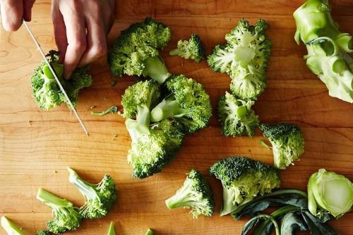 Andrew Feinberg's Slow-Baked Broccoli Frittata Recipe on Food52