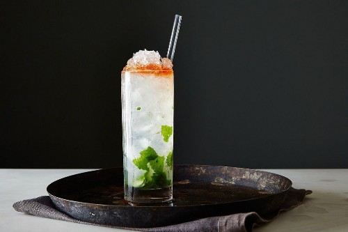 How to Make a Queens ParkSwizzle