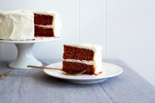 An All-Natural Red Velvet Cake That's TrulyRed