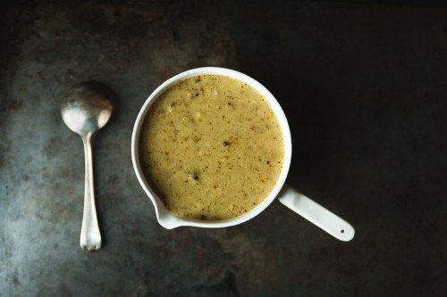 Broccoli, Lemon, and Parmesan Soup Recipe on Food52