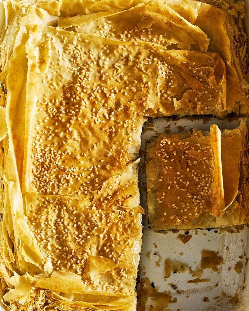 Phyllo Is the Ultimate *Crispy* Blank Canvas