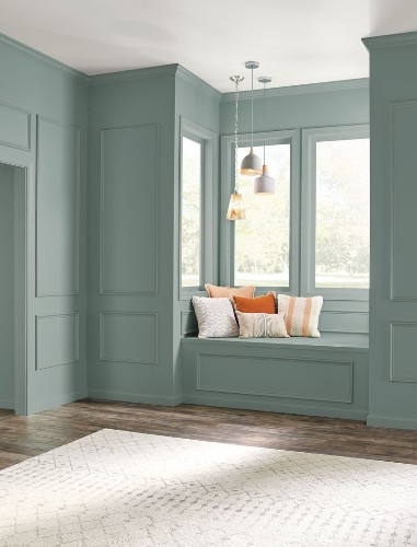 Behr's Color of the Year Is Soothing andTranquil