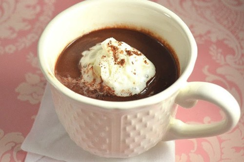 Rich Venetian Hot Chocolate ~ The Hot Chocolate of YourDreams