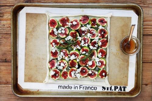 Fig Tart - Tart Recipes
