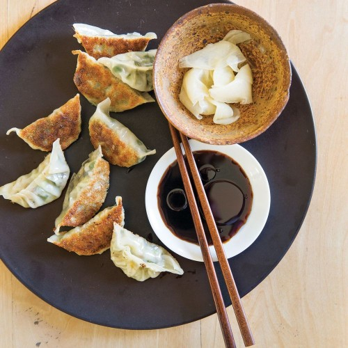 Best Gyoza Recipe - How to Make Sonoko Sakai's Fried Dumplings