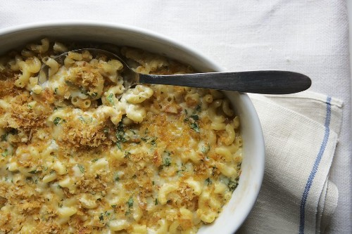 Classic Mac and Cheese - Dinner Recipe