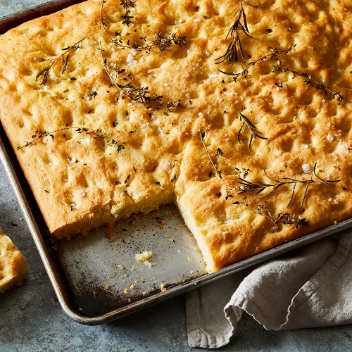 The Unexpected Secret to the Softest, Fluffiest Focaccia