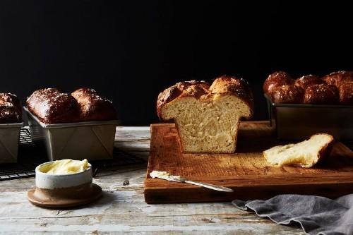 Milk Bread Recipe from Kindred Restaurant