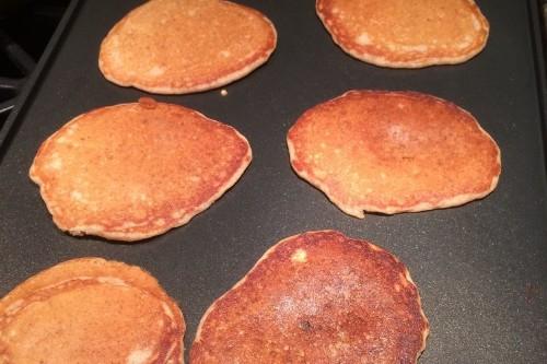 """Sourdough Pancakes or Waffles - Using Starter Left Over from""""Feedings"""""""