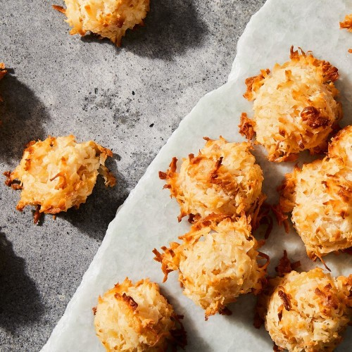 Coconut Macaroons Recipe With Ginger