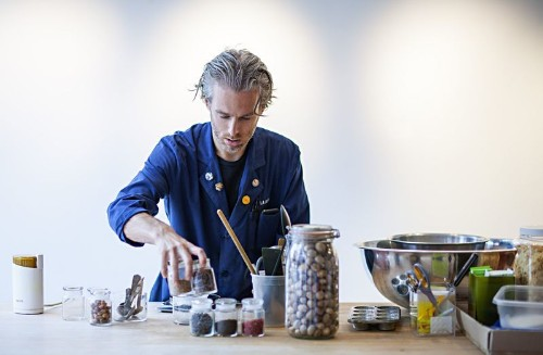 Meet the Man Who Wants You to Look at Your Spice RackDifferently