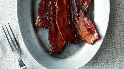 How to Eat Bacon for Dinner