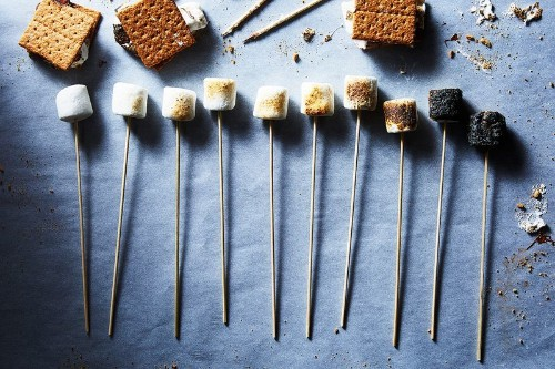 The 10 Levels of Marshmallow Toastiness (& How to Achieve Perfection)