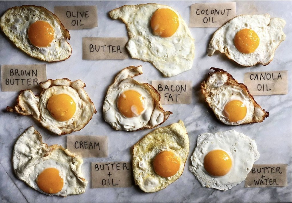 The Absolute Best Way to Fry an Egg, According to 42 Tests