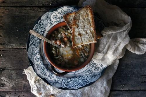Via Fratta's Tuscan Minestrone Soup Recipe on Food52