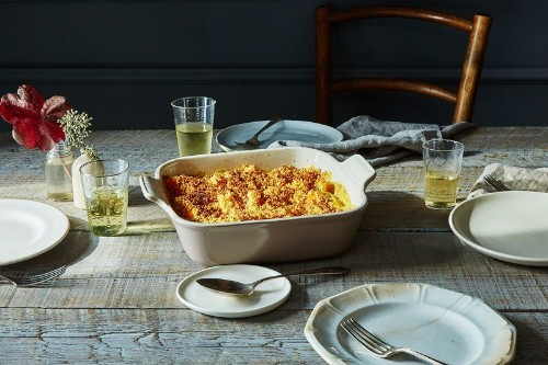 Vegan and Gluten-Free Butternut Squash Gratin Recipe