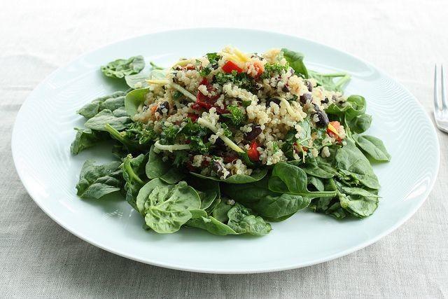 Quinoa Confetti Salad: A Lunchtime Standby