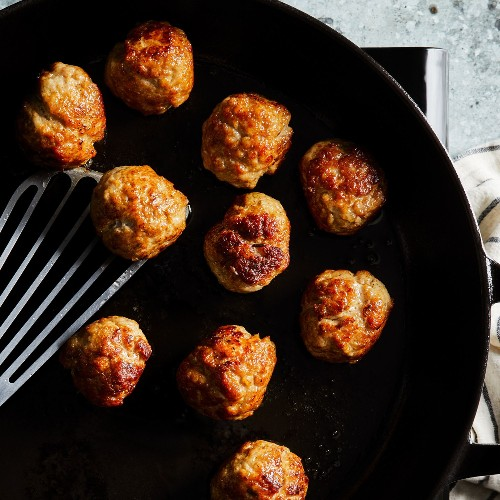 One-Ingredient Meatballs Are the Ultimate Dinner Shortcut