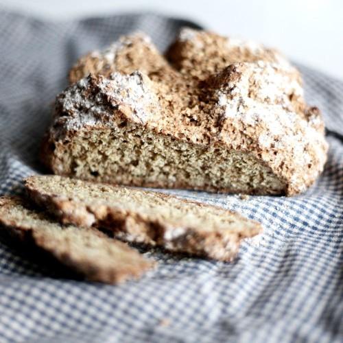 Irish soda bread with flax seeds Recipe on Food52